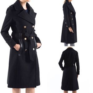 Alpine Swiss Claire Belted Trench Coat NWT - 2XL